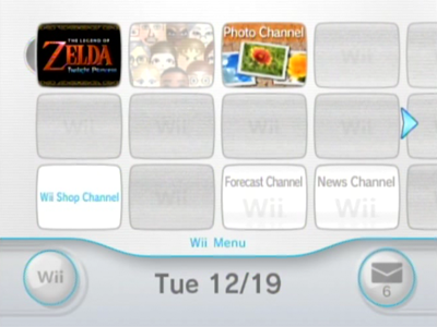Video Games And Hypertext Wii